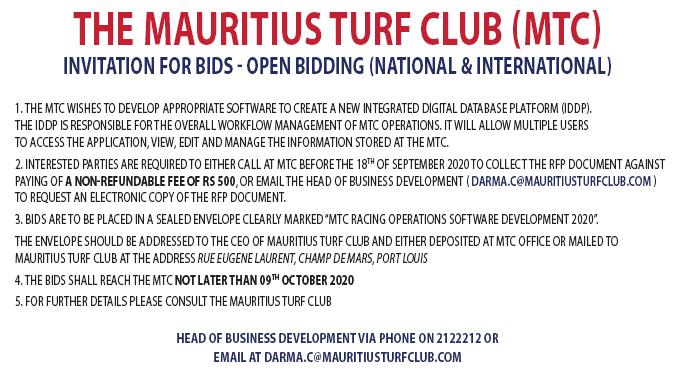 Invitation for Bids