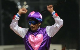 Purton rules on Young Empire as Teetan lands 2nd double in 4 days