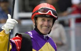Jeff Lloyd sets Queensland riding record