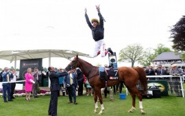 'Mr. Ascot' Frankie Dettori's 6th Gold Cup, 60th Royal Ascot Win