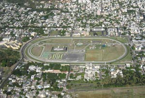 The Champ De Mars race track